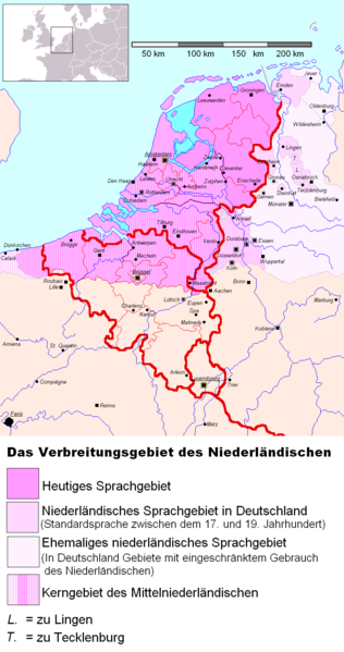 Het Vlaamssprekende gebied van Frans-Vlaanderen 081022032127440052647453