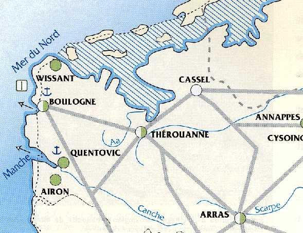 Romeinse wegen , Steen straeten 081023100816440052650089