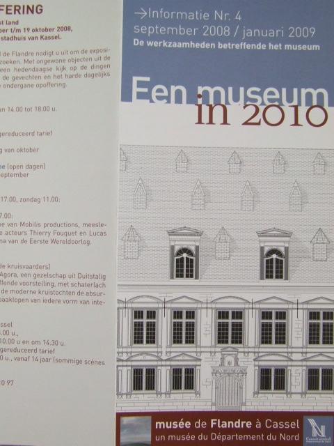 """Musée de Flandre"" in Cassel 081024034528440052654936"