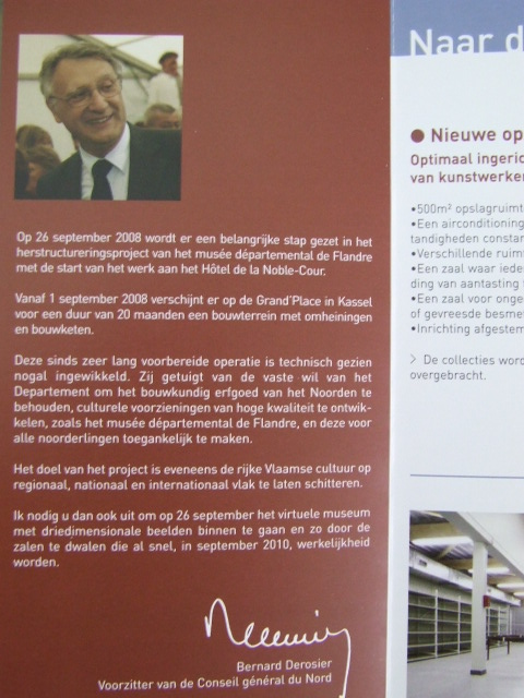 """Musée de Flandre"" in Cassel 081024034608440052654940"