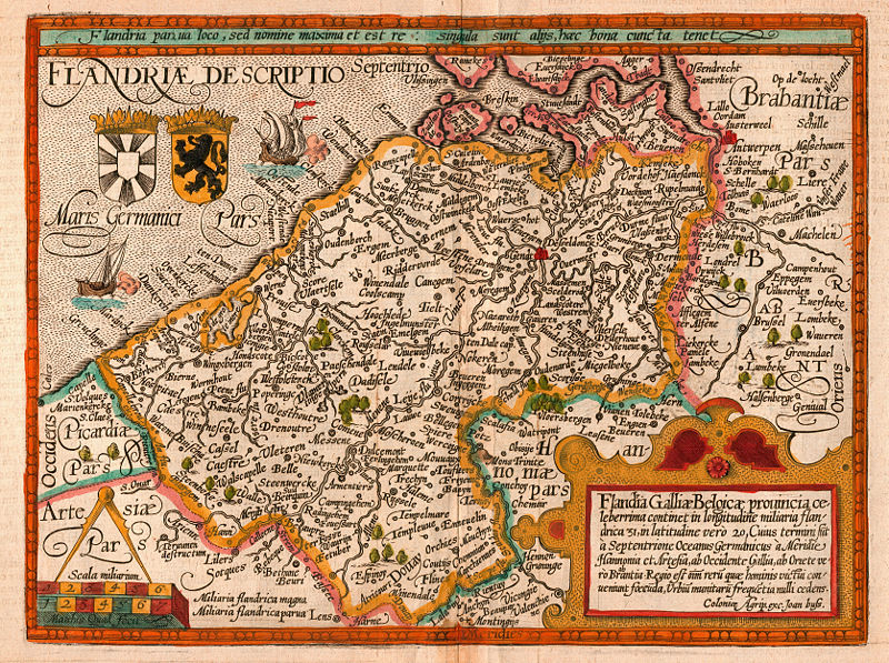 Het Vlaamssprekende gebied van Frans-Vlaanderen 081105024222440052707988