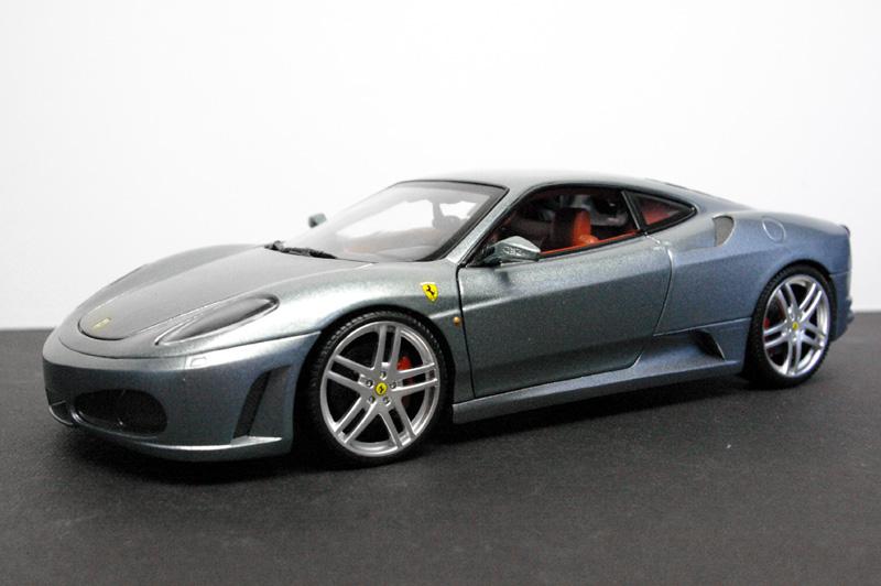 Voir Le Sujet Ferrari F430 Hotwheels Forum
