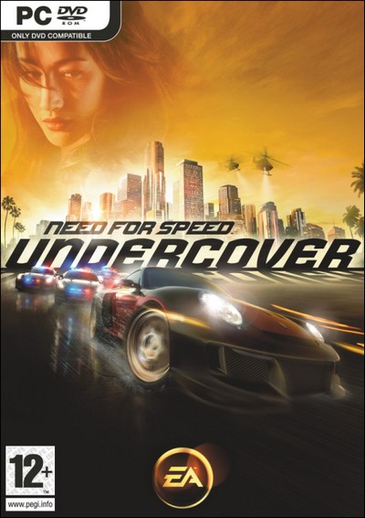 Need For Speed Undercover jeu PC CloneDVD preview 0