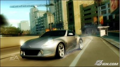Need For Speed Undercover jeu PC CloneDVD preview 1