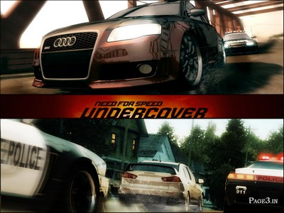 Need For Speed Undercover French ReVOLVeR preview 2