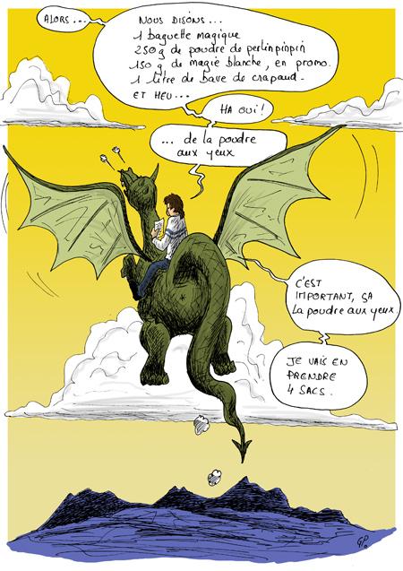 Dragon vole