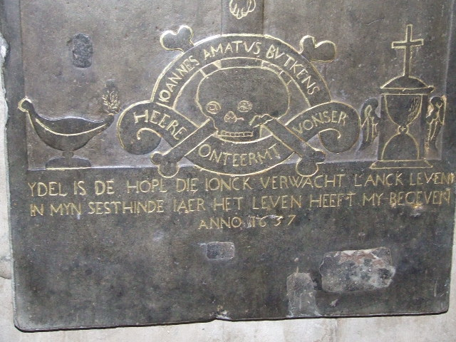 Frans-Vlaamse en oude Standaardnederlandse teksten en inscripties 081127090219440052806529