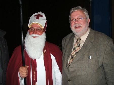 Sinterklaas in Frans Vlaanderen. 081128051107440052809563