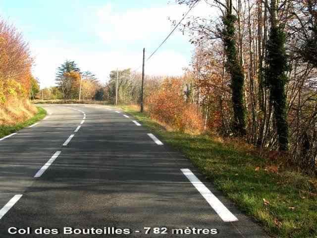 En direction du Col du Thérondel