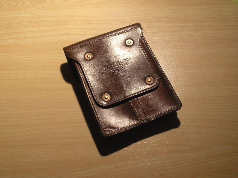 Porte-chargeurs cuir M1911 081213051042486972868957