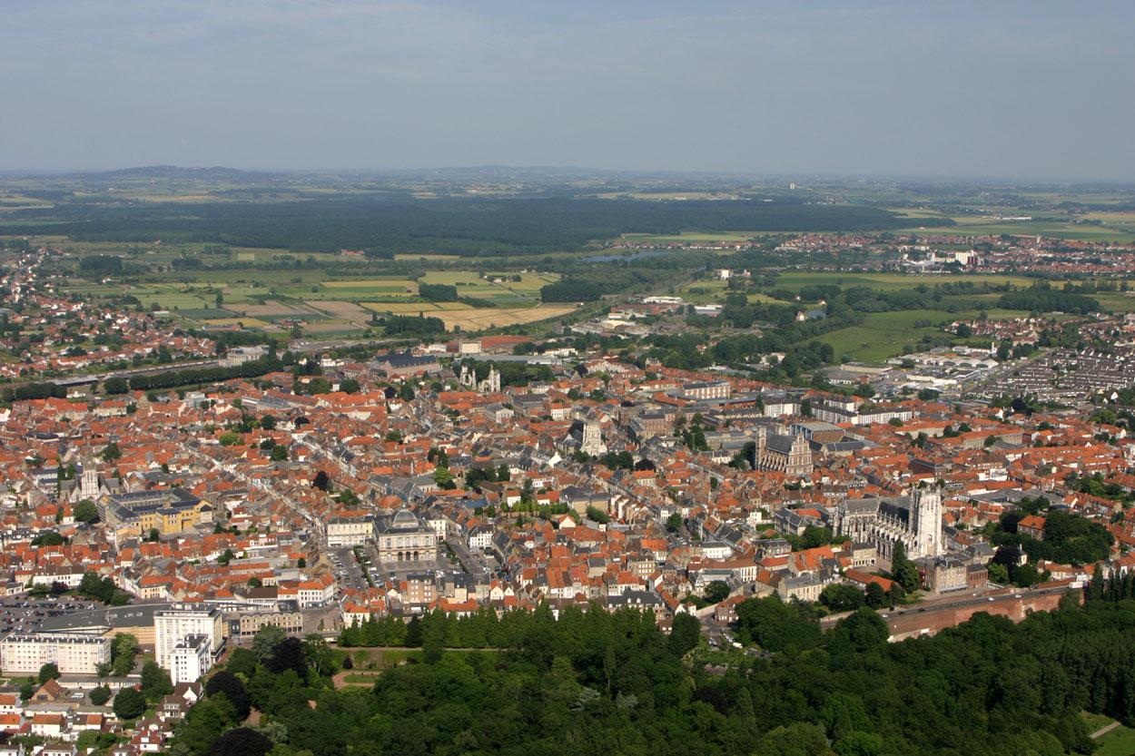 De mooiste steden van Frans-Vlaanderen  081216101953440052884075