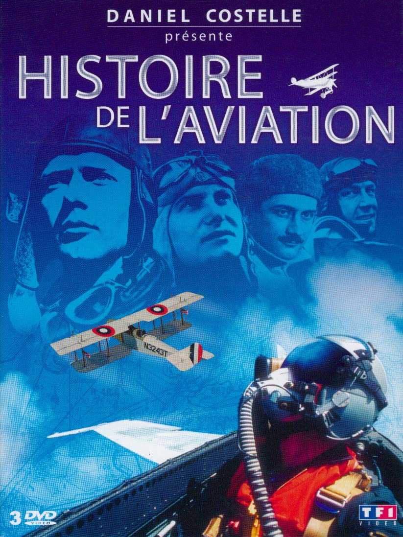 HISTOIRE de l'AVIATION (Lt: 2,3Go) preview 0