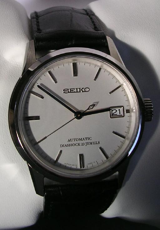 Présentation Seiko Spirit SCVS013 081225053014503662915010