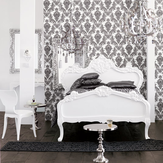 article) la décoration Baroque