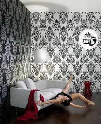 Peinture pour mur : Rose / Noir.. Bonne idée ? 081229065320506172929025