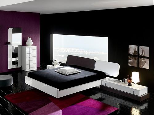 Chambre rose et noire léopard. 081229113855506172929999