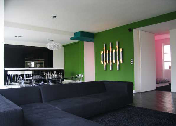 couleur des murs et carrelage dans mon salon. Black Bedroom Furniture Sets. Home Design Ideas