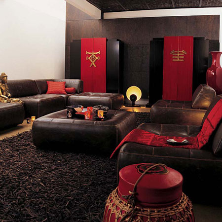 d coration maison chinoise. Black Bedroom Furniture Sets. Home Design Ideas