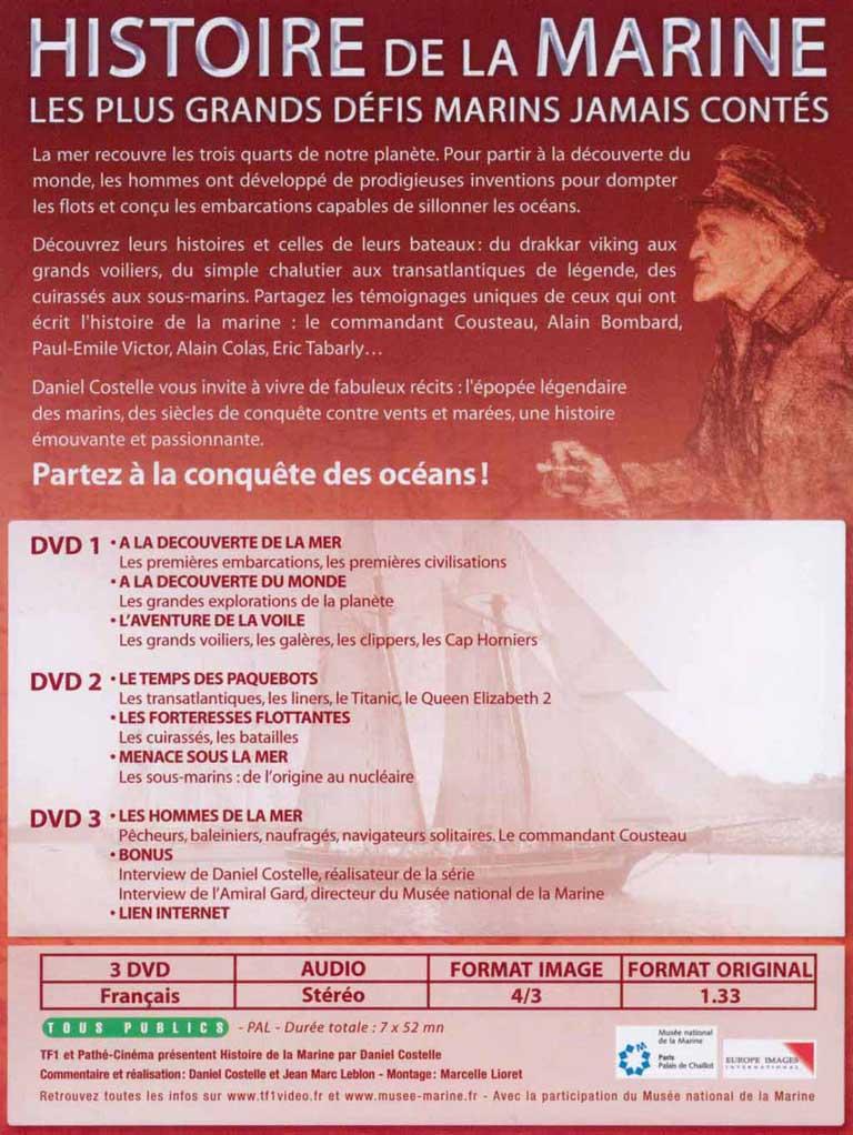 HISTOIRE de la MARINE preview 2