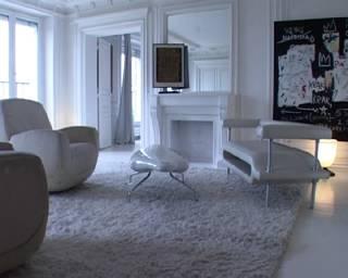 Aide pour couleur papier peint et sol lino dans un salon page 1 - Couleur papier peint salon ...