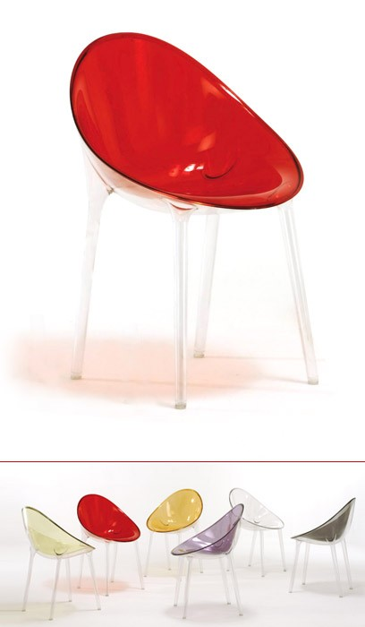 (Chaise ) Mr. Impossible -Kartell 090102105148506172940552