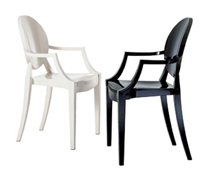 (Fauteuil) Louis Ghost - Kartell 090102115142506172940734