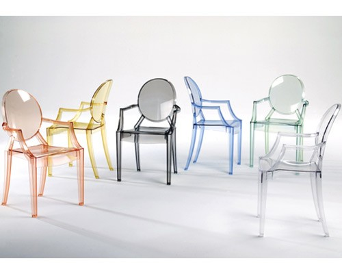 (Fauteuil) Louis Ghost - Kartell 090102115142506172940736