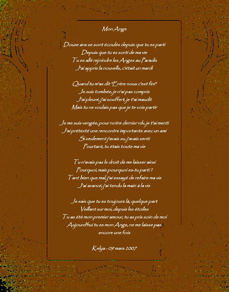 Poeme Nouvelle Rencontre Amoureuse Oakfield