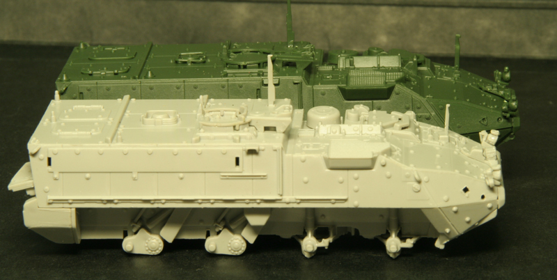 M1126 STRYCKER [ACADEMY] M1126 STRYKER ICV [TRUMPETER] 090112083603492892988556