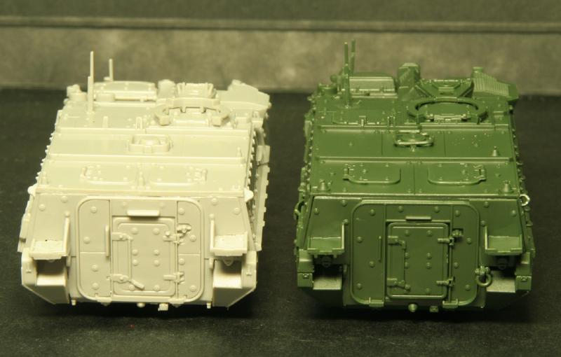 M1126 STRYCKER [ACADEMY] M1126 STRYKER ICV [TRUMPETER] 090112083604492892988558