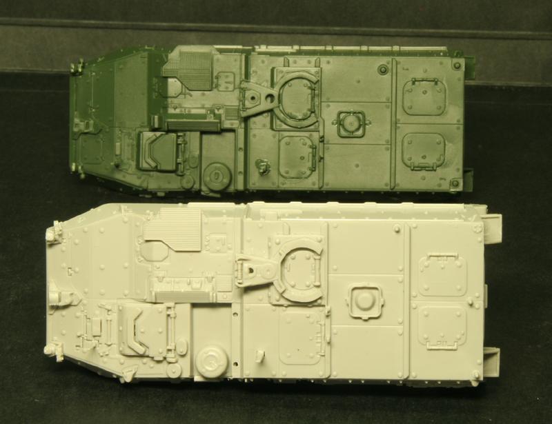 M1126 STRYCKER [ACADEMY] M1126 STRYKER ICV [TRUMPETER] 090112083604492892988559