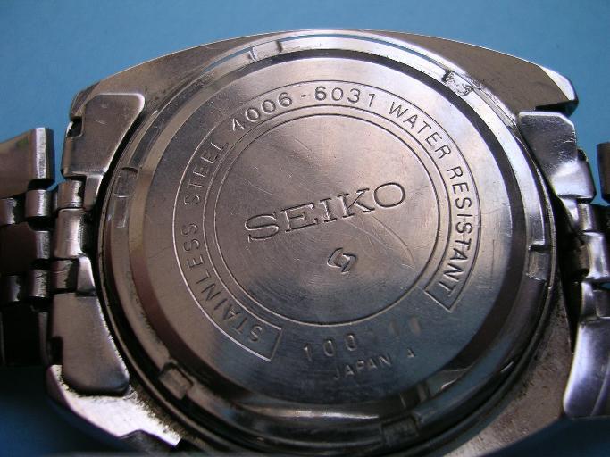 Seiko Bell-Matic 4006-6031, 1972 090112085307503662988672