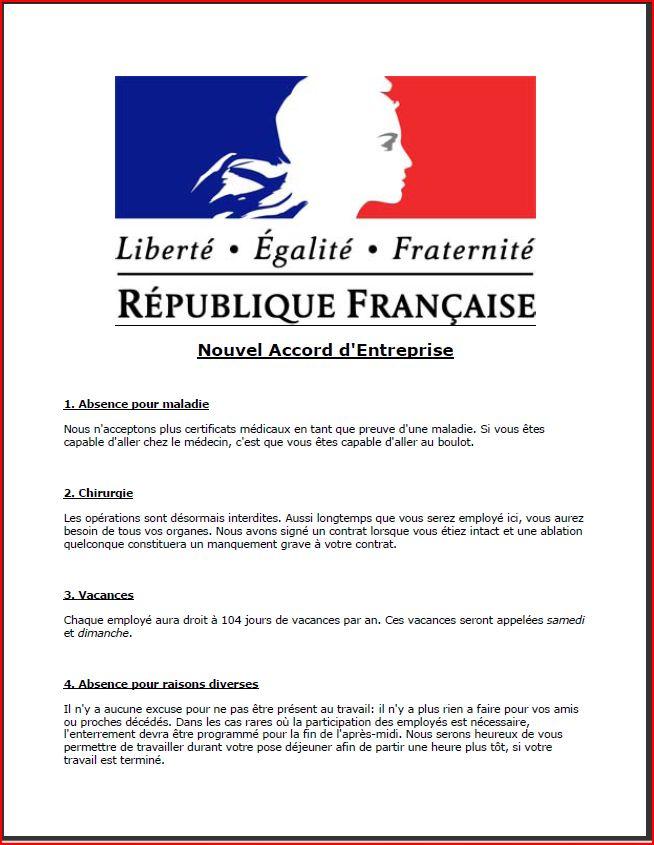 Nouveau Code Du Travail Les Voyages Du Petit Prince