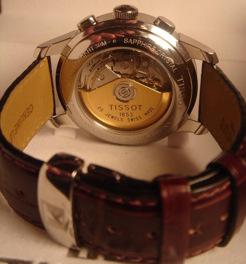 Une montre qui retarde ou qui avance ? 090113040303524522991643