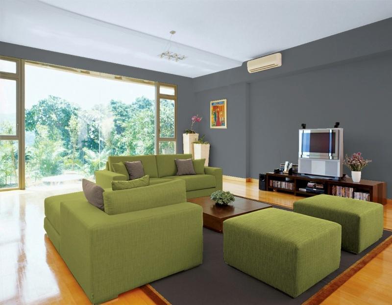idee couleur peinture cuisine salon. Black Bedroom Furniture Sets. Home Design Ideas