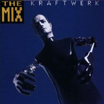 Pochette de The Mix de Kraftwerk