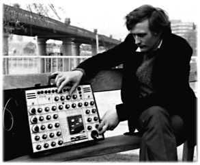Peter Zinovieff et le synthétiseur VCS-3