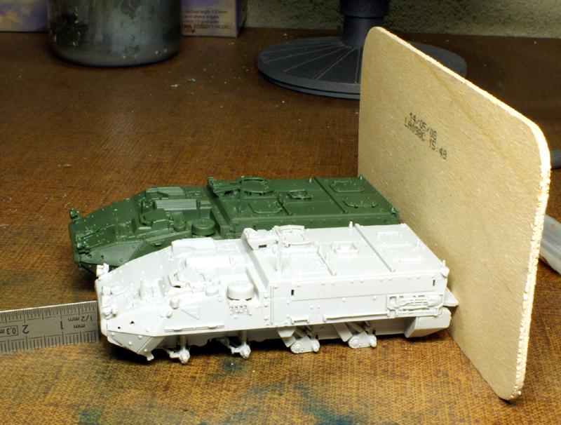 M1126 STRYCKER [ACADEMY] M1126 STRYKER ICV [TRUMPETER] 090124095612492893048047