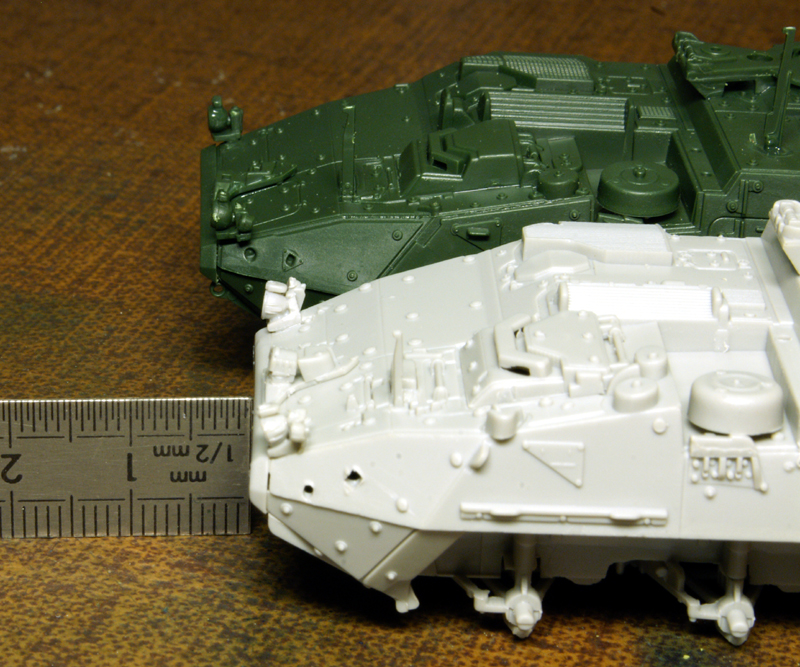 M1126 STRYCKER [ACADEMY] M1126 STRYKER ICV [TRUMPETER] 090124095612492893048048