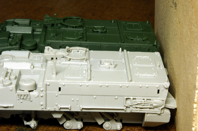 M1126 STRYCKER [ACADEMY] M1126 STRYKER ICV [TRUMPETER] 090124095612492893048049