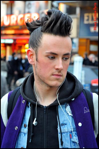 Outstanding Easy Fashion Cool Hair Cut Boy Anvers Paris Hairstyles For Men Maxibearus