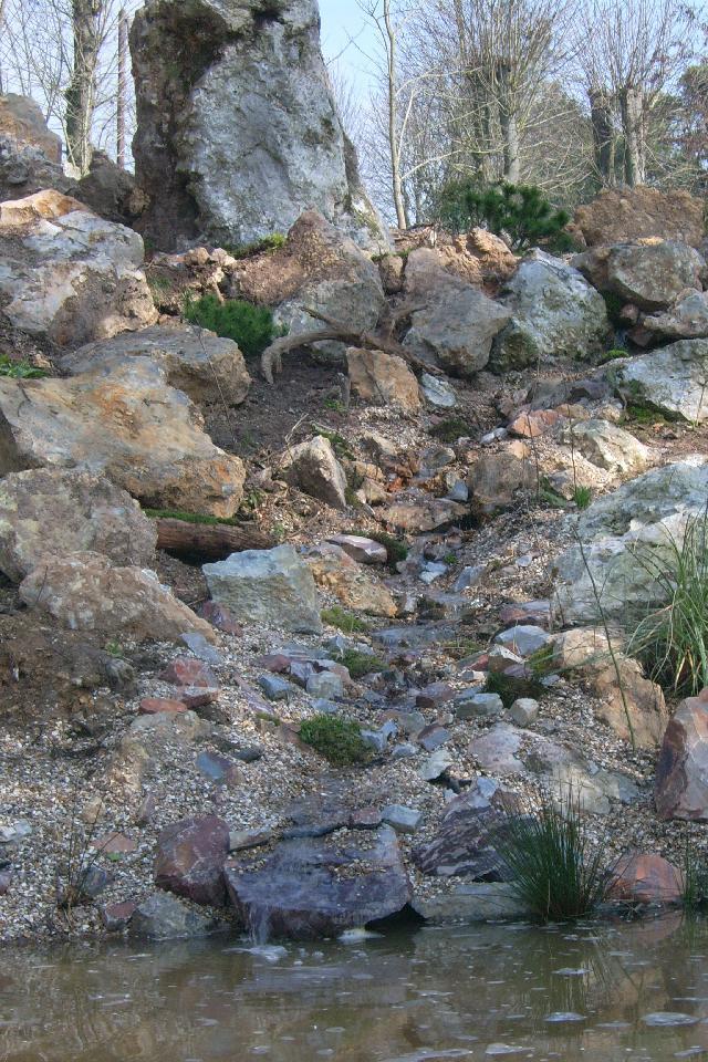 Une cascade, le bruit de l\'eau, nos sens en eveille 090126094448468093058790