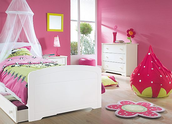 Chambre Rose Fushia Et Vert Anis Vert Chambre Bb Reiod Chambre
