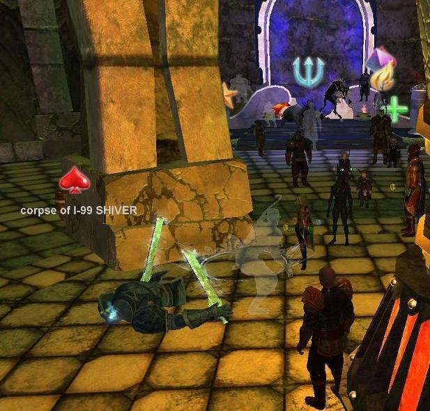 Chaos Justice - Portal 090131024304545933080416