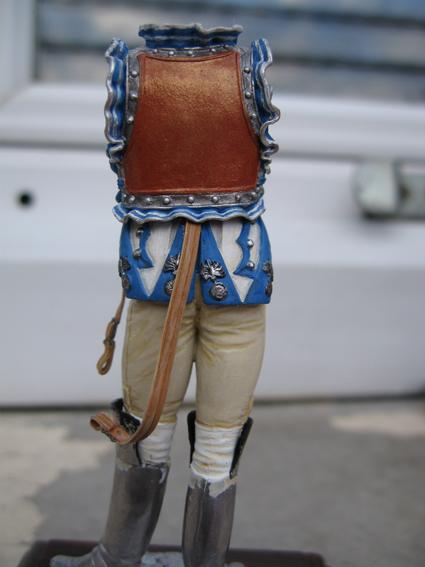 Carabinier White Model 090201050837502973087238