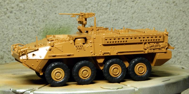 M1126 STRYCKER [ACADEMY] M1126 STRYKER ICV [TRUMPETER] 090207072936492893118518