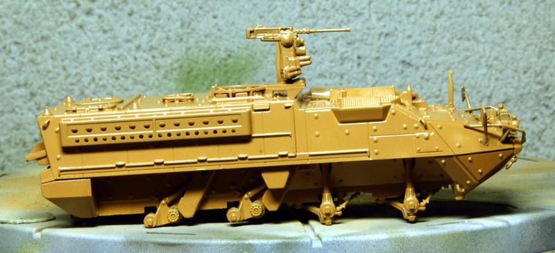M1126 STRYCKER [ACADEMY] M1126 STRYKER ICV [TRUMPETER] 090207072937492893118522