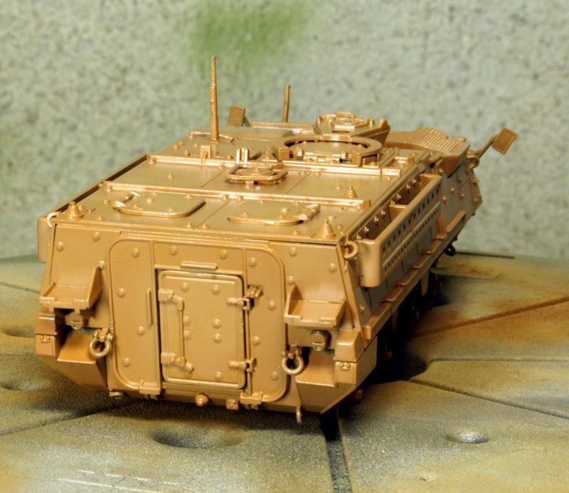 M1126 STRYCKER [ACADEMY] M1126 STRYKER ICV [TRUMPETER] 090209072713492893125687