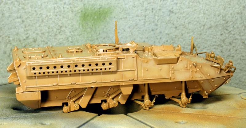 M1126 STRYCKER [ACADEMY] M1126 STRYKER ICV [TRUMPETER] 090209072713492893125688