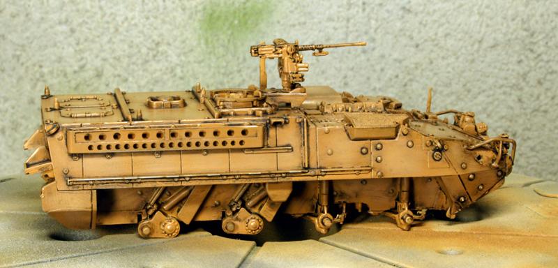 M1126 STRYCKER [ACADEMY] M1126 STRYKER ICV [TRUMPETER] 090209072714492893125690